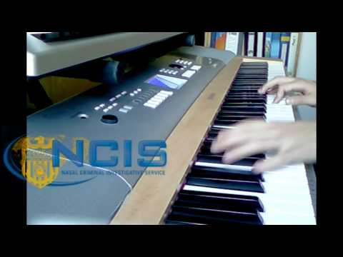 NCIS Theme Song (Piano Cover)