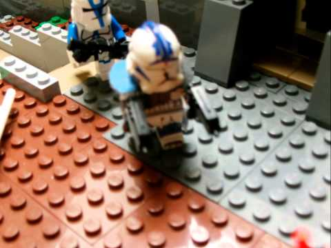 lego star wars moc on Naboo (For the contests of see Description)