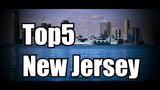 Top 5 places to live in new jersey