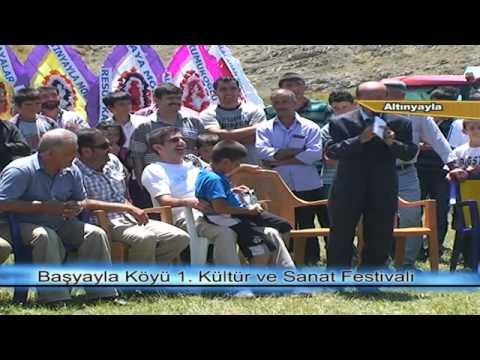 Başyayla Köyü 1.Kültür ve Sanat Festivali-5