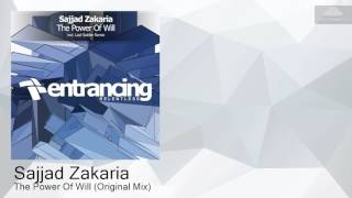 ENTRMR001 Sajjad Zakaria - The Power Of Will (Original Mix) [Uplifting Trance]