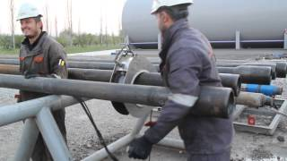 Drill Pipe Inspection - Electromagnetic Inspection