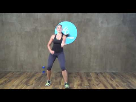 HI-LO BASIC AEROBICS by Assia from OnlineGym4me