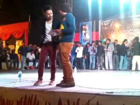 A bazz Leaked His Song At DAYAL SINGH COLLEGE | New Delhi |...