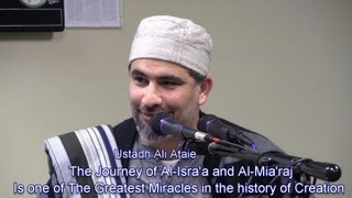 Video: Did Muhammad go to Jerusalem in a night journey? - Ali Ataie