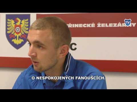 FNL: Rozhovor s Markem Hlinkou po utkání v Třinci (1:4).