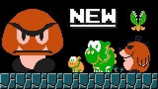 SMBX 1.4.4 - SMB1 NEW NPCs. (Underground)