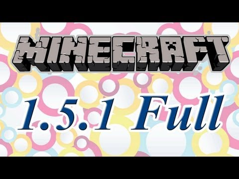 Minecraft - Review 1.5.1 [HD] (ไทย)