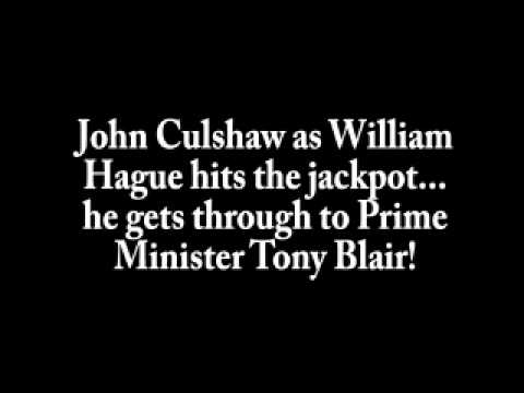 John Culshaw - William Hague & Tony Blair