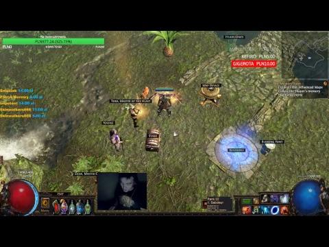 Path of Exile ~ Kaplik ~ SSF Softcore - Dobijamy 100 lvl + podsumowanie thumbnail