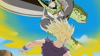 What if Cell Did Kill Gohan