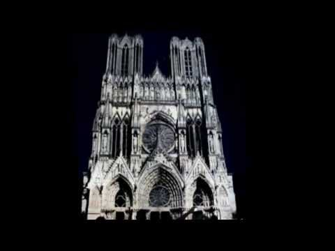 Reims Cathedrale Lumiere Cathedrale de Reims Son et