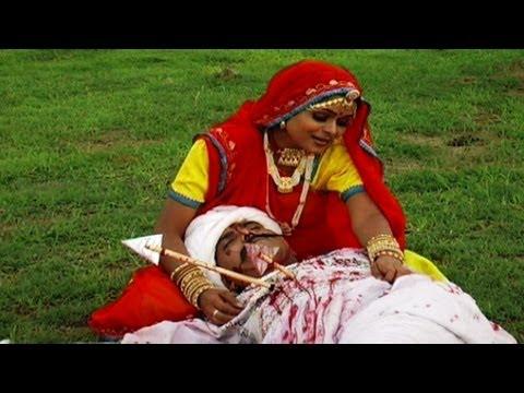Katha Veer Teja Ji - Rajasthani Veerta Katha - Nathu Singh Sekhawat (badi Jodi) video