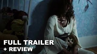 Annabelle Official Trailer 2014 + Trailer Review : Beyond The Trailer