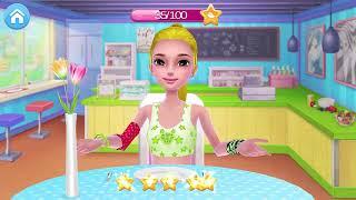 Game Thể Thao Vui Nhộn – Điều Trị Vết Thương, Chế Độ Ăn Uống – Fitness Girl, Dance & Play  # 361