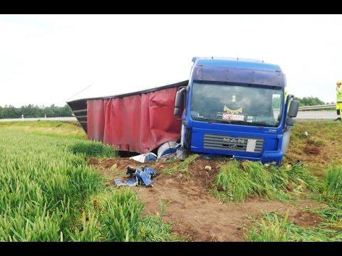 Wyciąganie Ciężarówki Na Litwie - Pomoc Drogowa Transdźwig