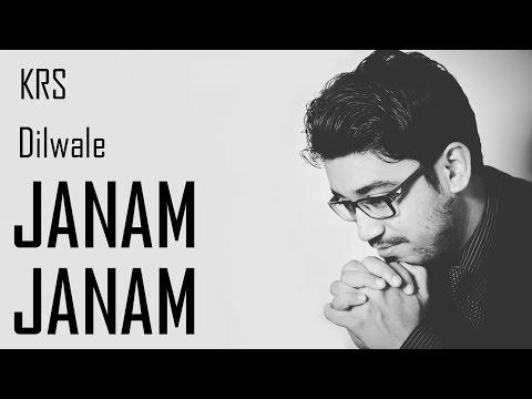 Janam Janam I Instrumental Karaoke | DILWALE | KRS | Pritam | SRK Kajol
