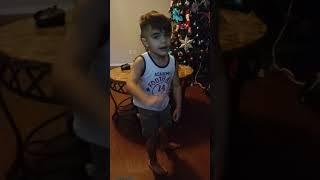 Baby singing 21 pilots song