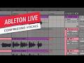 Ableton Live: Compressing Vocals   Tips & Tricks   Berklee Online