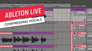 Ableton Live: Compressing Vocals | Tips & Tricks | Berklee Online