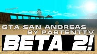 СБОРКА GTA ПАСТЕНТА (Обзор Beta 2)