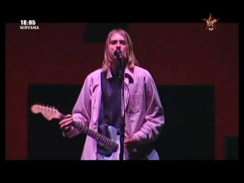 Nirvana - Rape Me  (live 02-14-94 La Zenith - Paris France (hd Quality)) video