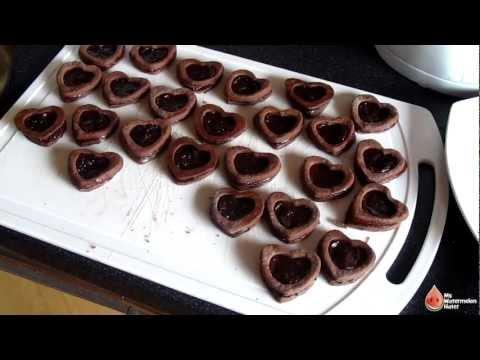 Рецепт от Алекс: Шоколадные Валентинки wh_рецептоталекс