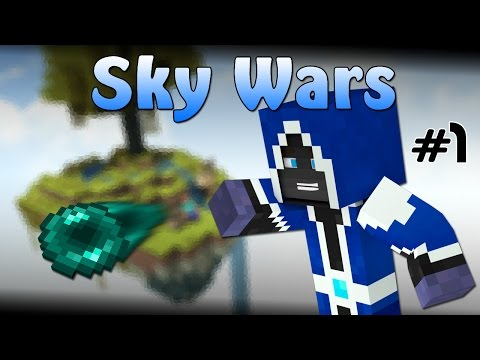 Мой Первый Раз - Sky Wars #1 - Minecraft Mini-Game