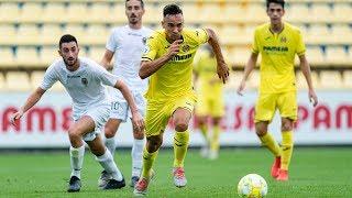 Highlights Villarreal C 1-0 CD Olímpic