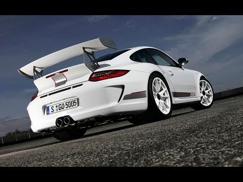 Porsche GT3 RS 4.0 track and road test HD