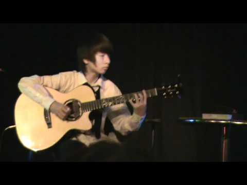 Sungha Jung - Hotel California Live Copenhagen Denmark 26th January