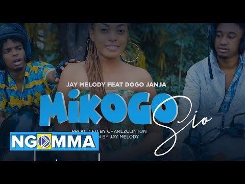 Jay Melody Featuring Dogo Janja - Mikogo Sio (Official Audio)