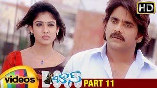 Boss I Love You Telugu Full Movie   Nagarjuna   Nayanthara   Shriya   Sunil   Part 11   Mango Videos