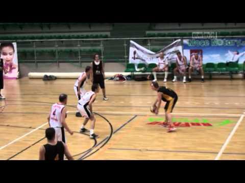 Brooklyn Basket Liga: Monsters Wag-Tech - Kaman - Cały Mecz