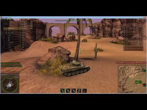 Ground War Tanks АМХ 50 100 Аль Карфаг