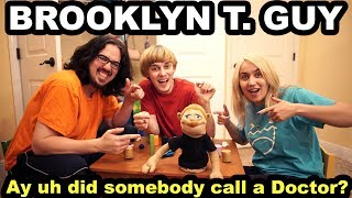 SML's BROOKLYN T GUY CHALLENGE!! (DID LOGAN FINALLY LOSE?!)