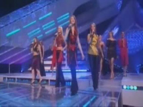 Girls Aloud - Pstr_ That