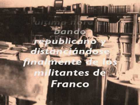 Miguel de Unamuno youtube