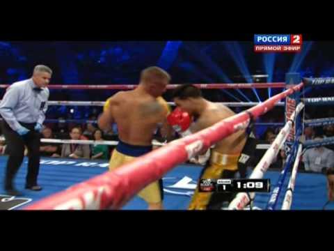Василий Ломаченко vs Хосе Рамирес/ Vasyl Lomachenko vs Jose Ramirez   РОССИЯ 2