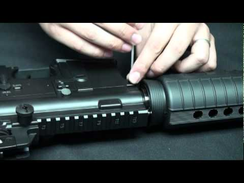 RA TECH TOP M4A1 Carbine Ultimate Ejection Review & Marui PX4 Metal  slide and steel outter barrel