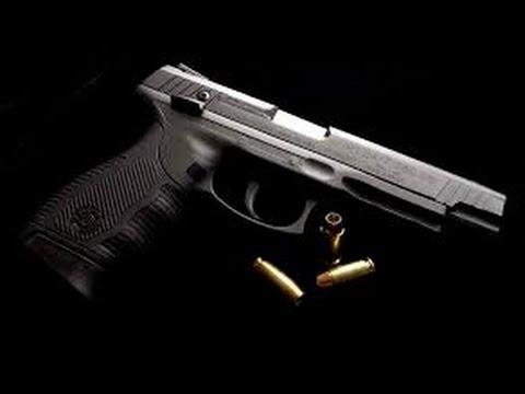 Pistola Taurus PT 24/ 7 .40