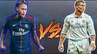 ✅REAL MADRID 3X1 PSG ✅Cristiano Ronaldo ✅vs✅Neymar Jr ✅● Magic Skills Show 2018✅