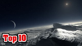 Top 10 AMAZING Facts About PLANET PLUTO (Dwarf Planet)