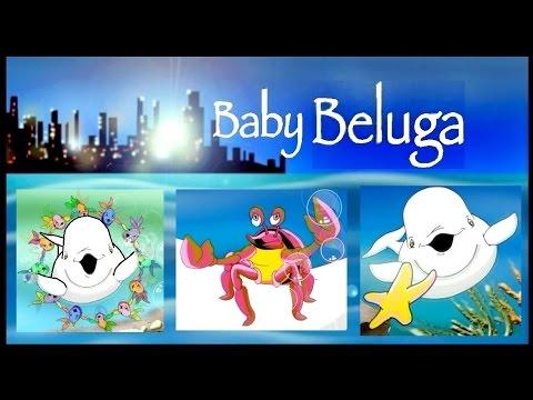 BABY BELUGA -(Wake Up)  nursery rhymes