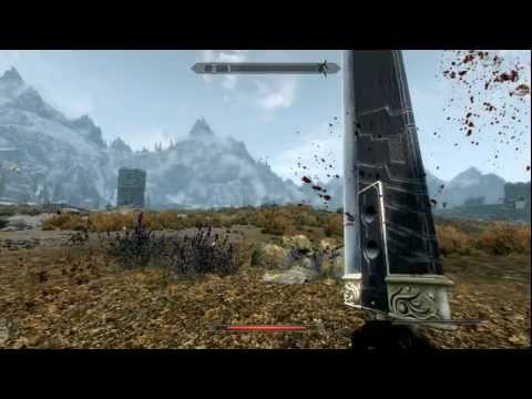 Skyrim - Award Winning Physics