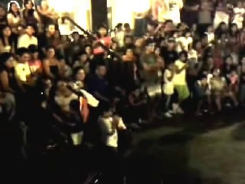 niños se roban show en la alameda chabuca granda
