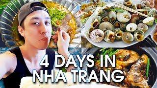 4 DAYS of AMAZING FOOD & FUN in NHA TRANG 2017 | LIFE IN VIETNAM