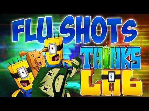 Minecraft Mods: Think's Lab - Think Gets Sick!