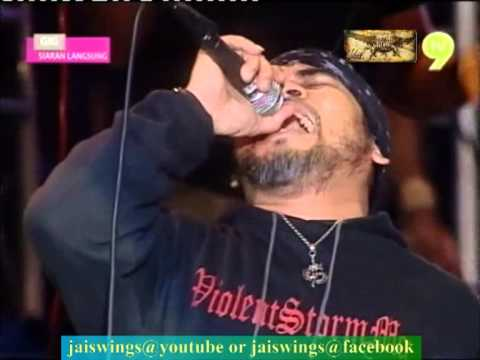 Wings - Hukum Karma {gig Tv9} video