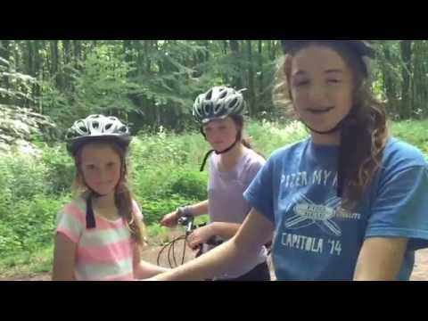 Cycling with Forest Holidays In Blackwood Forest